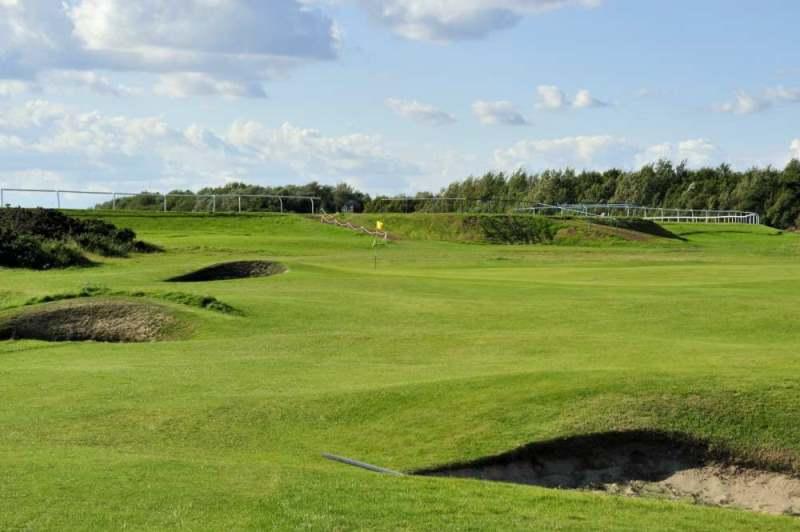Golfplätze Golfclubs Schottland - Überblick - Green Golf