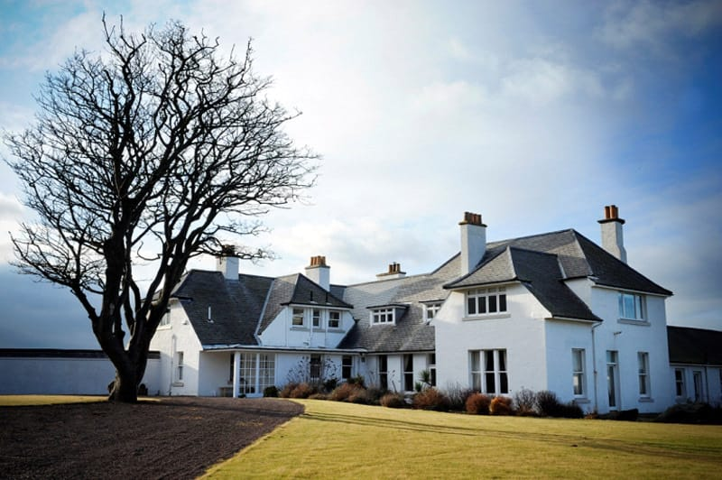 luxus villen golf ferienhaus schottland green golf. Black Bedroom Furniture Sets. Home Design Ideas
