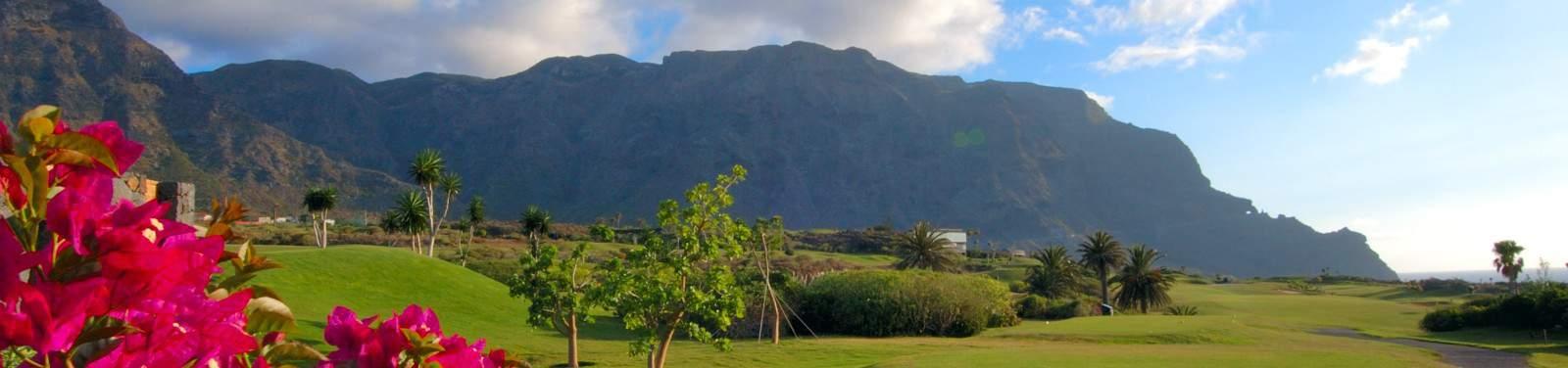Golfplatz Teneriffa, Buenavista Golf, Golfplatz Kanarische Inseln