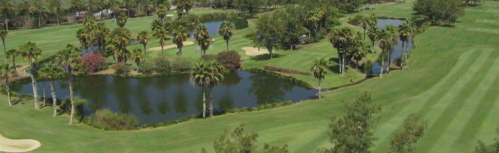 Bild: Golf Las Américas