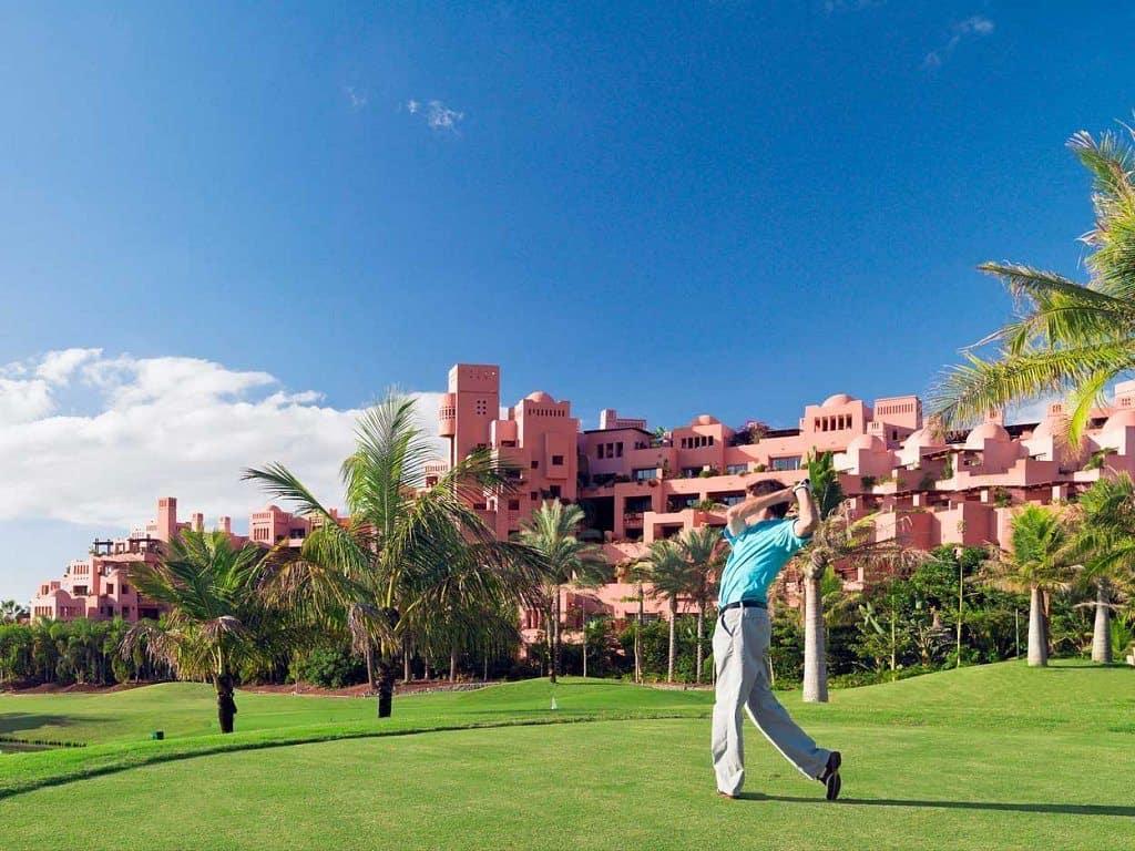 Bild: Luxus pur - Golf Abama