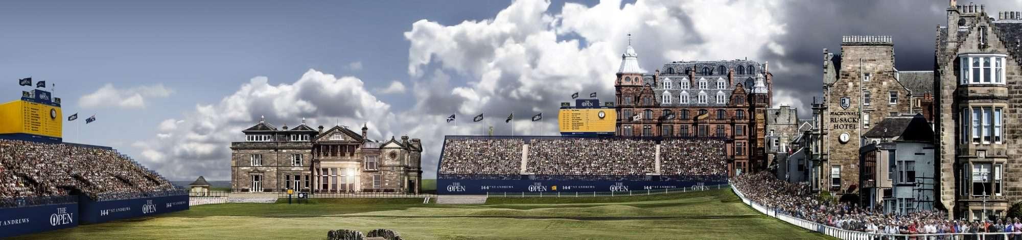 The British Open - Golfreisen Golftourniere