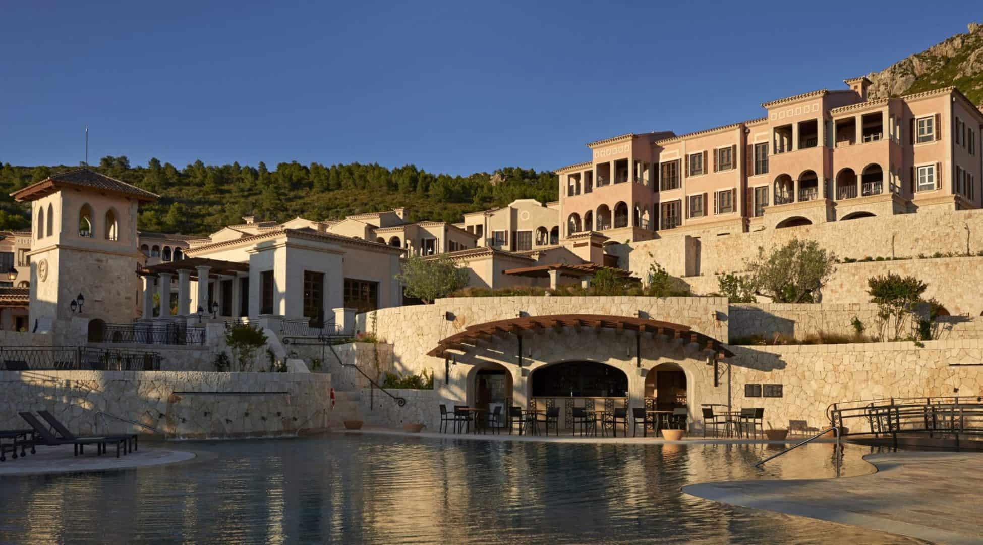 Park Hyatt Canyamel / Mallorca - Green Golf
